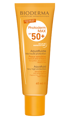 High protection SPF 50 sun protection/cream - Non-greasy