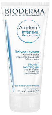 Atoderm Intensive Gel Moussant (200ml)
